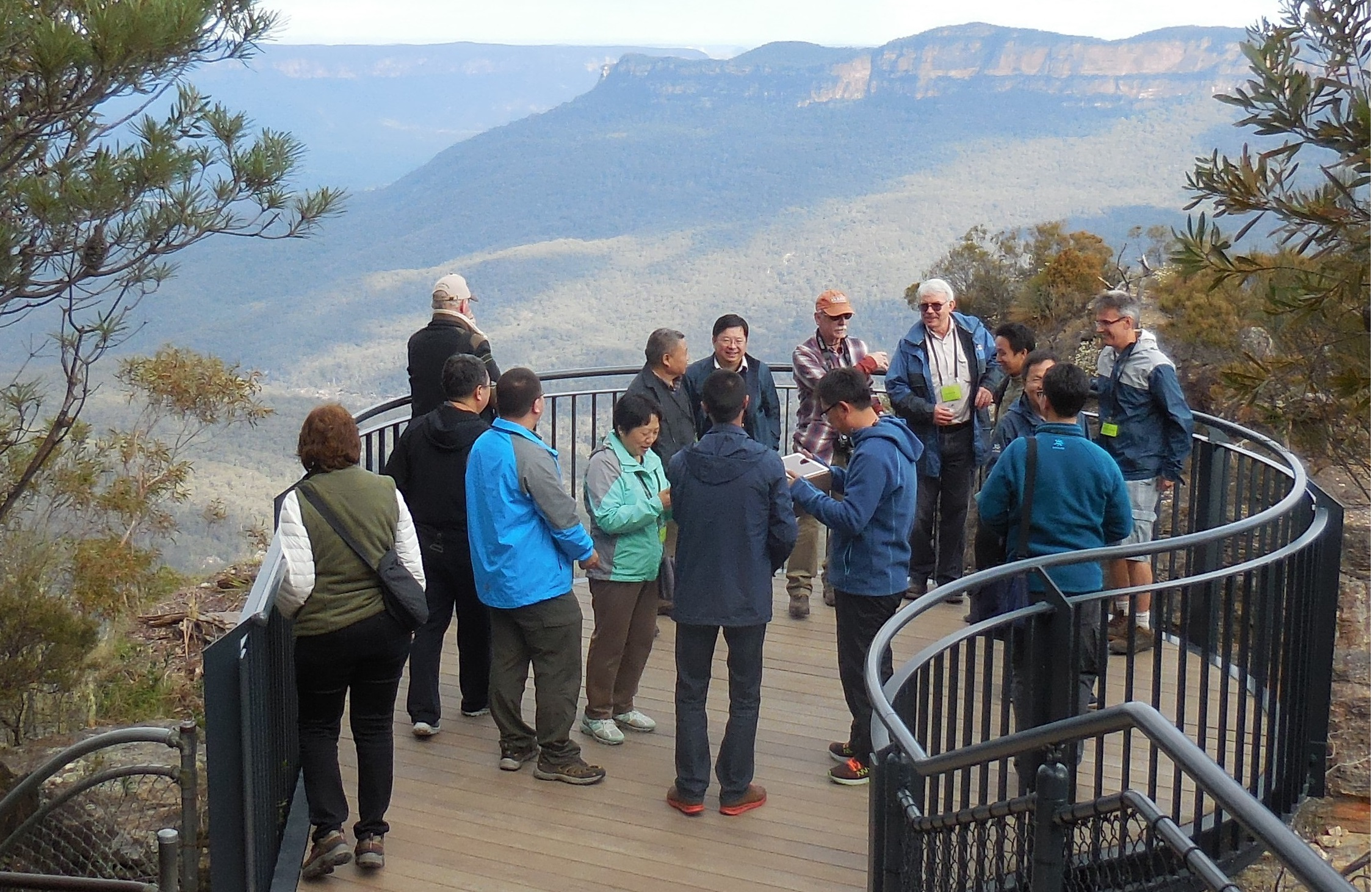 Geotourism and Geotrails